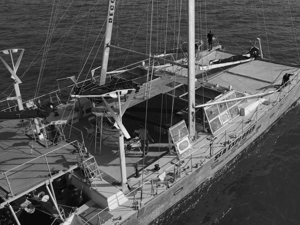 Sea Explorer - observer étudier les dauphins de Méditerranée