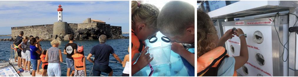 petit explorateur des mers en famille - navigation Sea Explorer